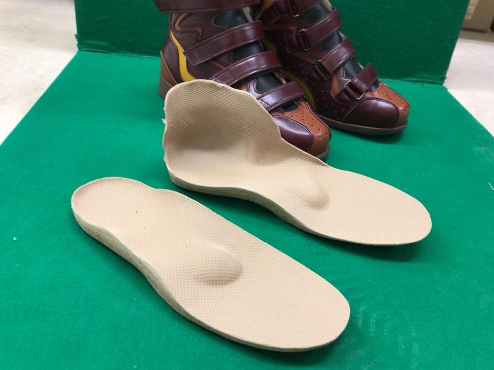 福本義肢製作所 足部変形のある方